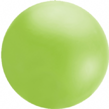 Giant Cloudbuster Balloon - 4ft Kiwi Lime